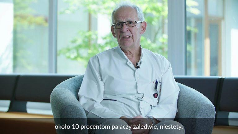 Prof. Dr hab. n. med. Maciej Krzakowski