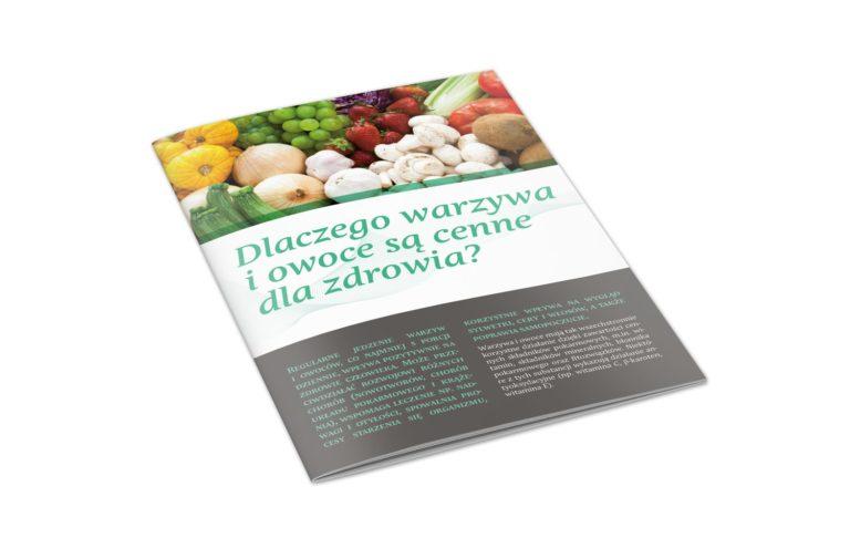 Dlaczego warzywa i owoce są cenne dla zdrowia?