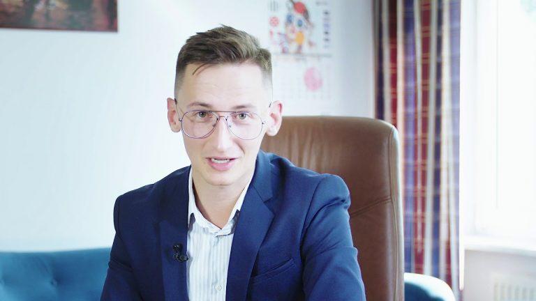Dr Paweł Koczkodaj.